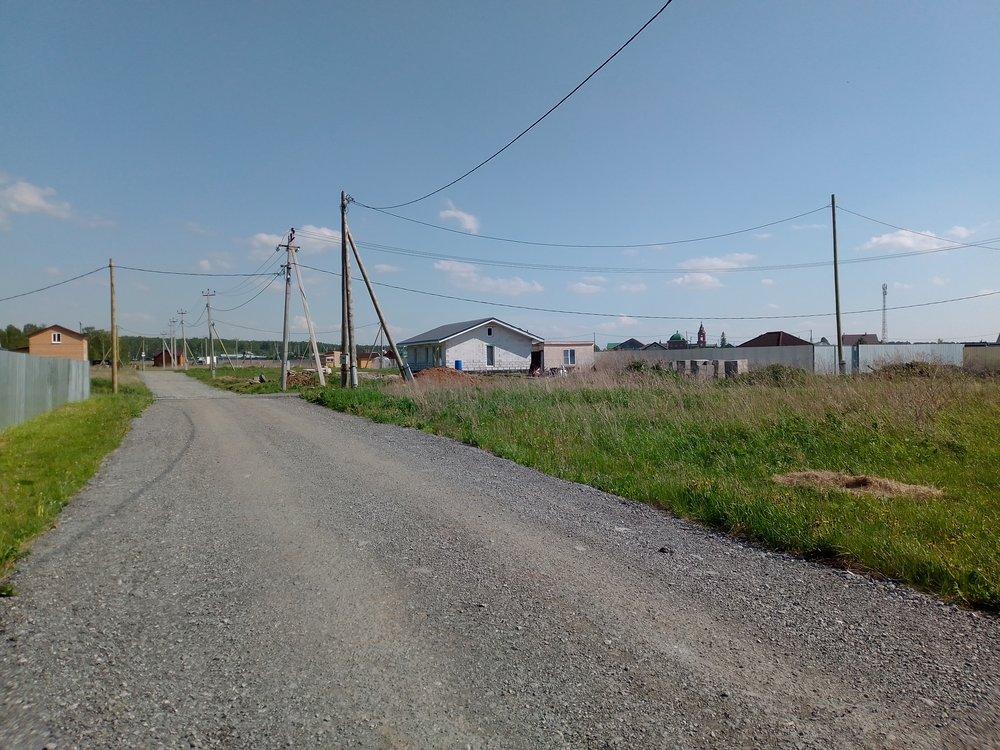 с. Малобрусянское, к.п.Марципан, 11 (городской округ Белоярский) - фото земельного участка (5)