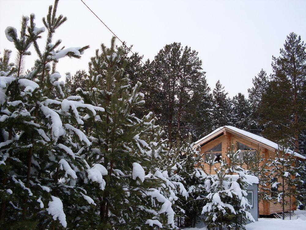с. Малобрусянское, ул. п.Марципан, 55 (городской округ Белоярский) - фото земельного участка (2)