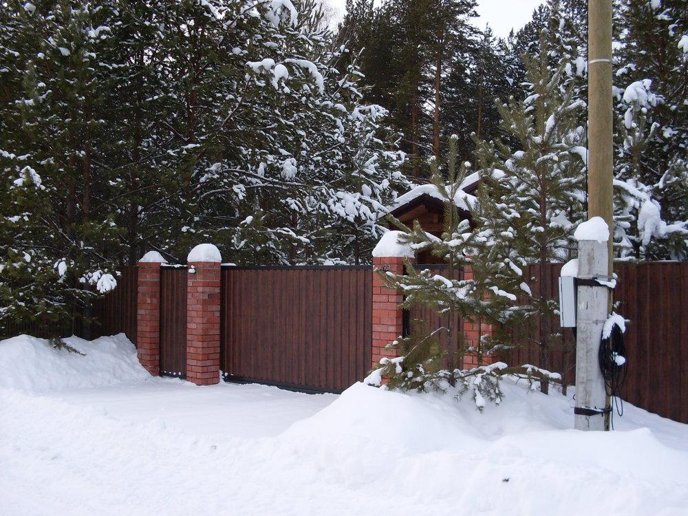 с. Малобрусянское, ул. п.Марципан, 55 (городской округ Белоярский) - фото земельного участка (4)