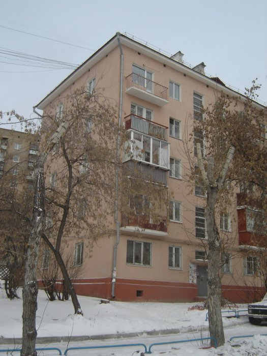 Екатеринбург, ул. Гурзуфская, 17 (Юго-Западный) - фото квартиры (1)
