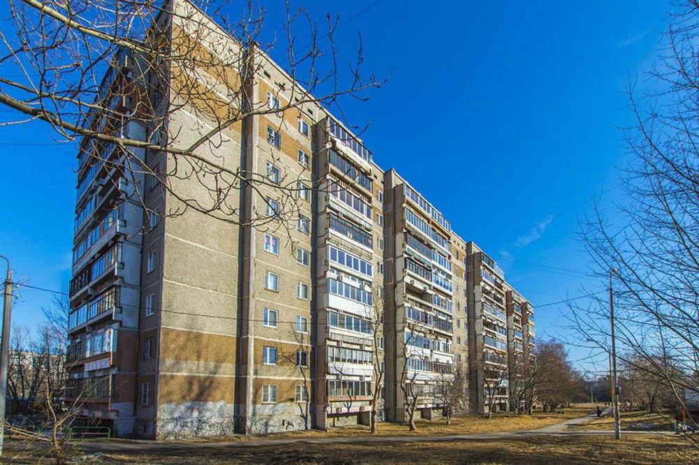 Екатеринбург, Владимира Высоцкого, 6 (ЖБИ) - фото квартиры (1)