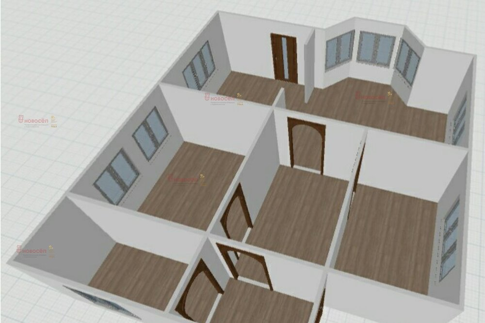 г. Березовский, ул. Парковая, 4 (городской округ Березовский) - фото дома (1)
