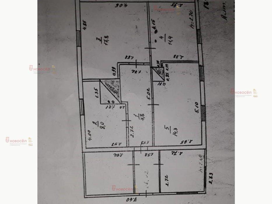 с. Кашино, ул. Набережная, 3 (городской округ Сысертский) - фото дома (1)