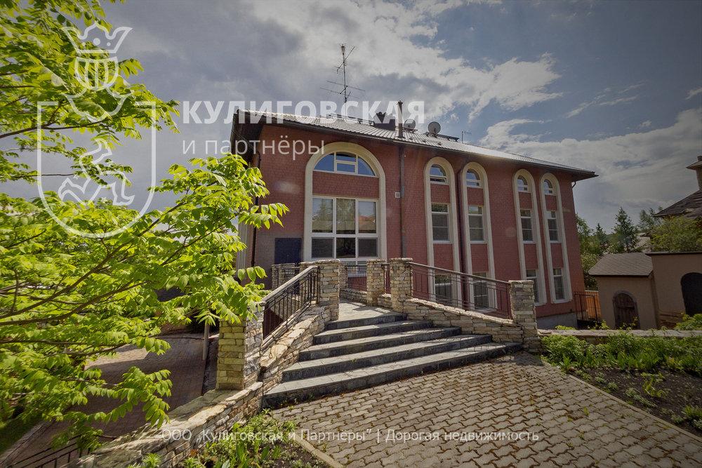 с. Кадниково, ул. 1 мая, 88 (городской округ Сысертский) - фото коттеджа (1)