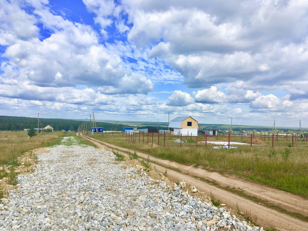 п. Становая, ул. Мраморная, 10 (городской округ Березовский) - фото земельного участка (1)