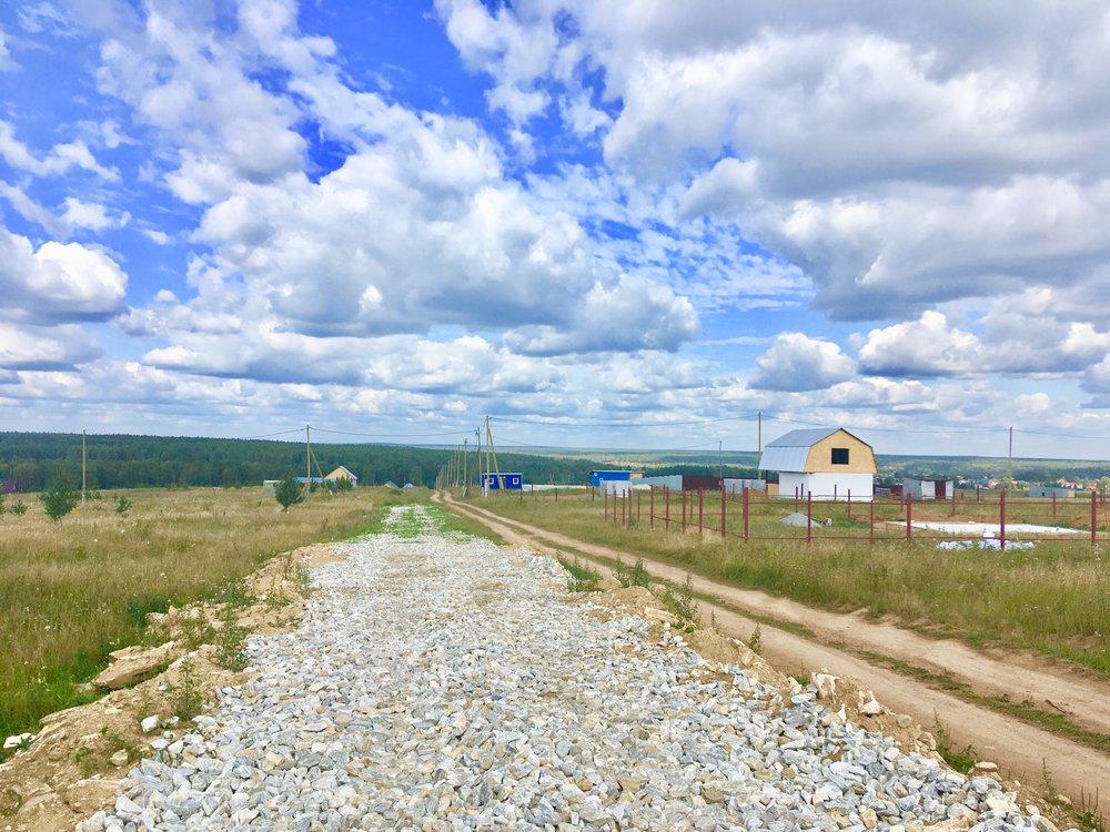 п. Становая, ул. Мраморная, 10 (городской округ Березовский) - фото земельного участка (2)