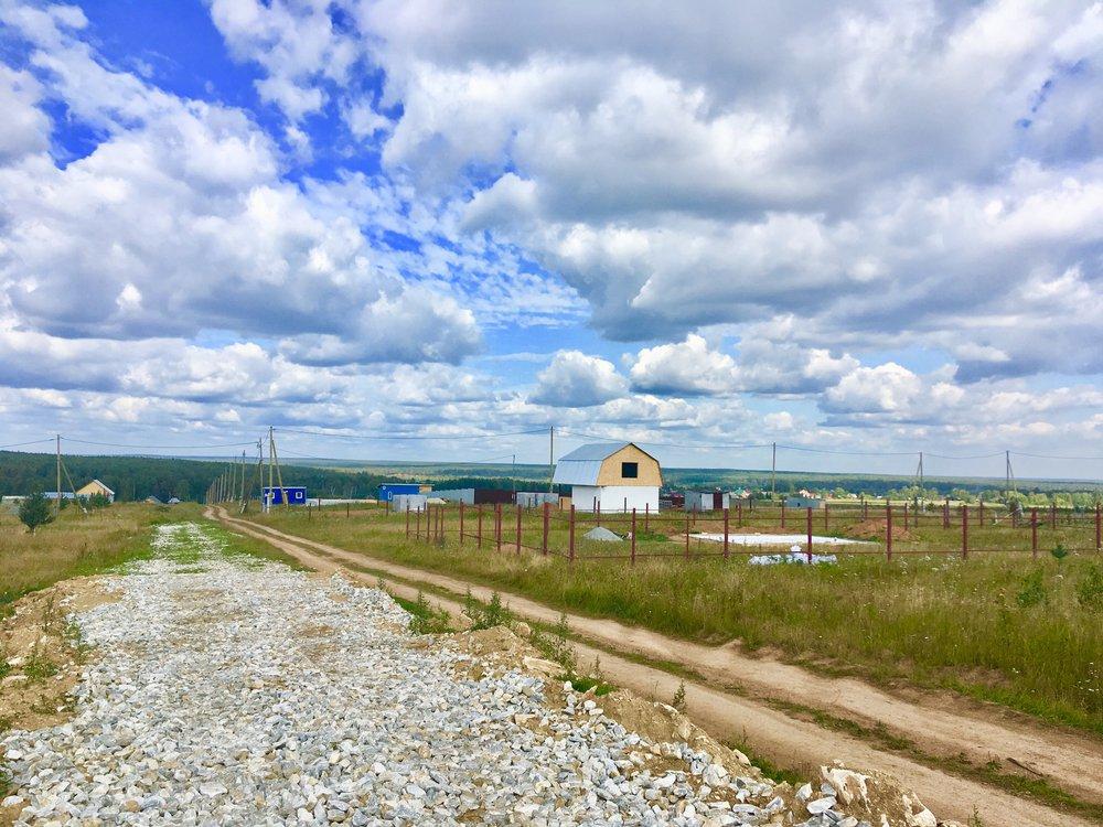 п. Становая, ул. Мраморная, 10 (городской округ Березовский) - фото земельного участка (3)