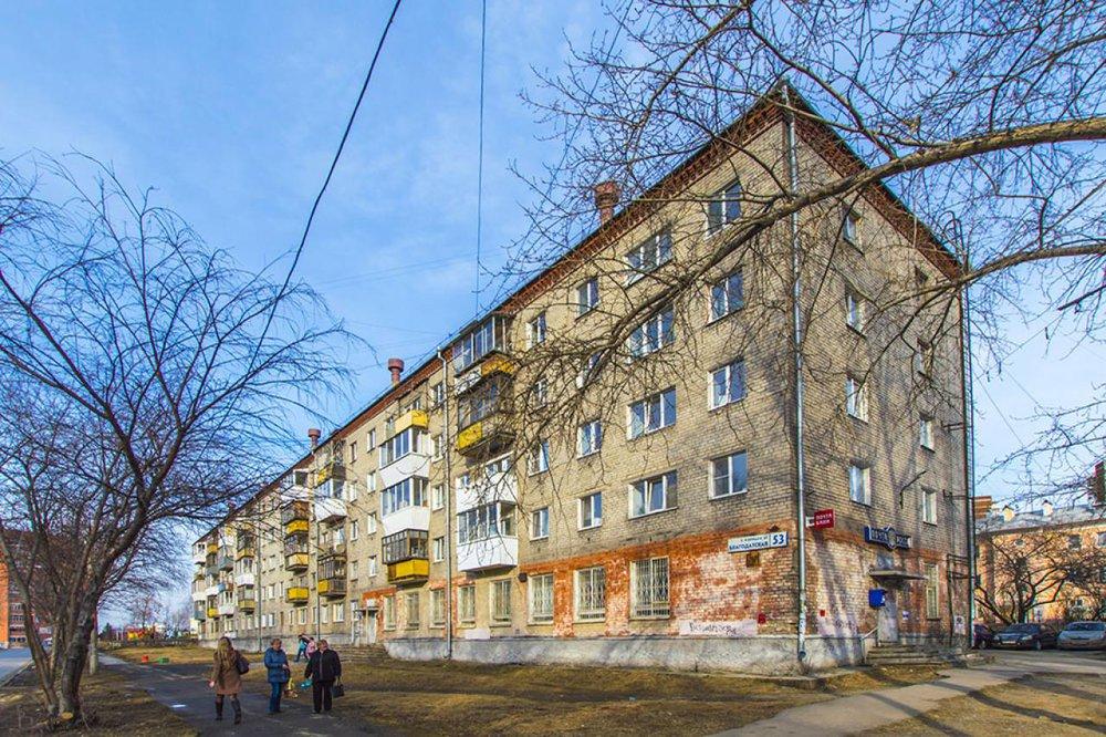 Екатеринбург, ул. Благодатская, 53 (Уктус) - фото квартиры (1)