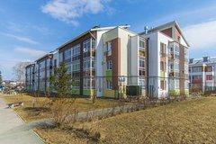 Екатеринбург, ул. Карасьевская, 41 (Широкая речка) - фото квартиры