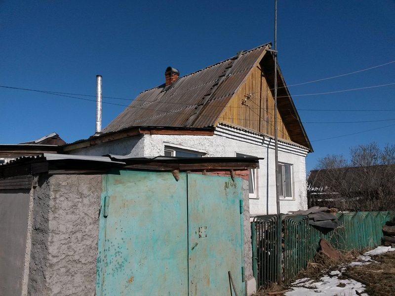 с. Мезенское, ул. Главная, 56а (городской округ Заречный) - фото дома (2)