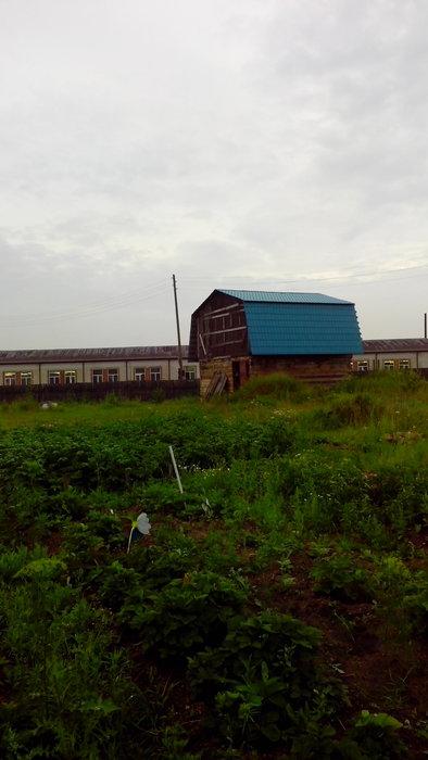 с. Большебрусянское, ул. Красных Партизан, 36а (городской округ Белоярский) - фото земельного участка (1)