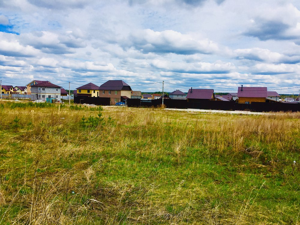 п. Становая (городской округ Березовский) - фото земельного участка (2)