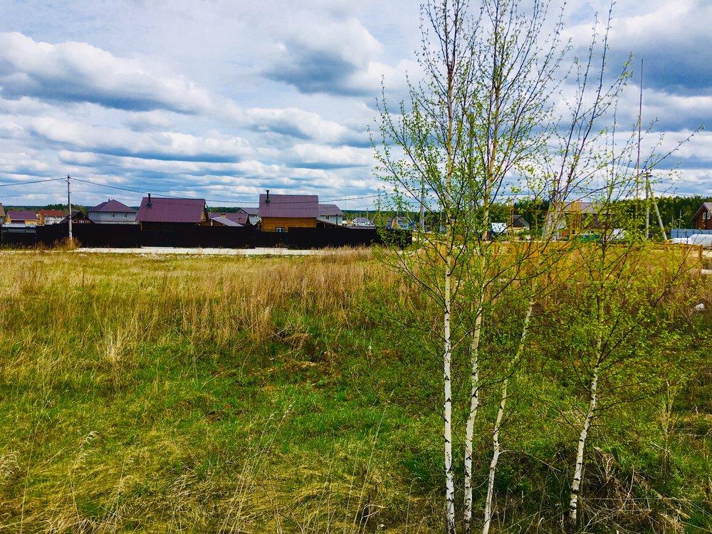 п. Становая (городской округ Березовский) - фото земельного участка (4)