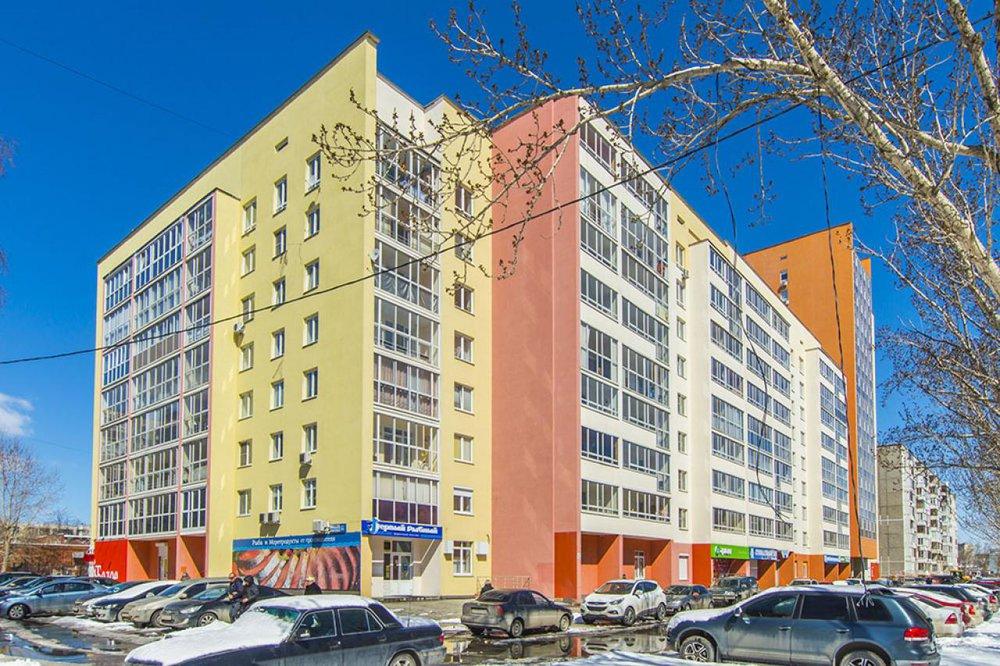 Екатеринбург, ул. Амундсена, 52 (Юго-Западный) - фото квартиры (1)