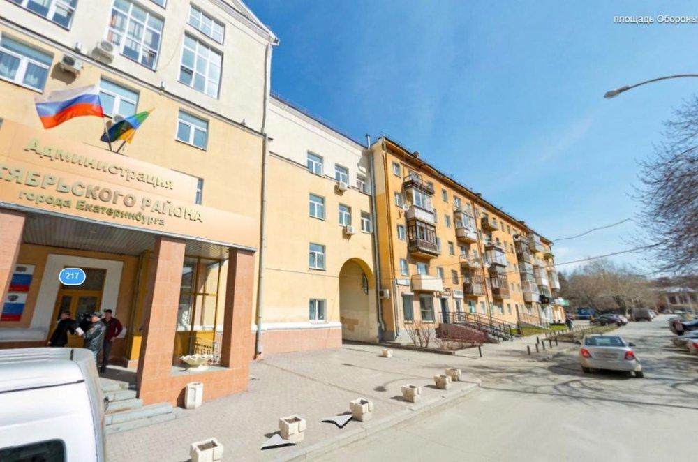 Екатеринбург, ул. Обороны, 1 (Парковый) - фото квартиры (1)