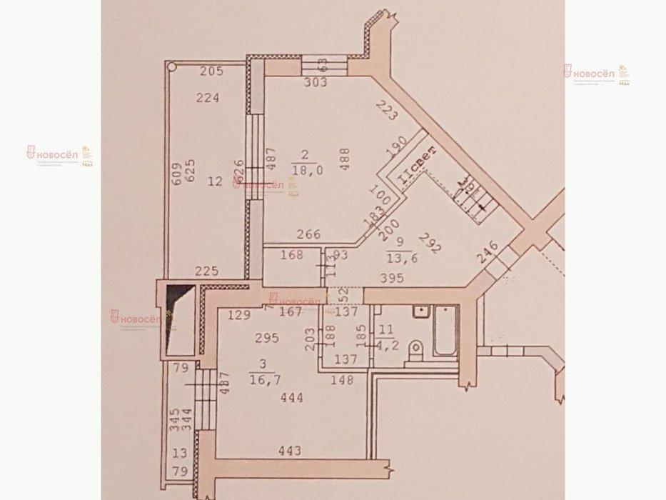Екатеринбург, ул. Восточная, 30 (Центр) - фото квартиры (1)