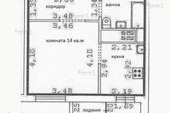 Екатеринбург, ул. Дружининская, 5 А (Старая Сортировка) - фото квартиры
