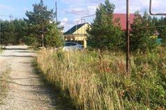 с. Косулино, ул. Дальняя, 10 (городской округ Белоярский) - фото земельного участка