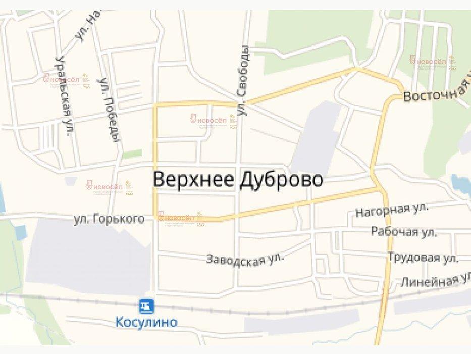р.п. Верхнее Дуброво (городской округ Верхнее Дуброво) - фото земельного участка (1)