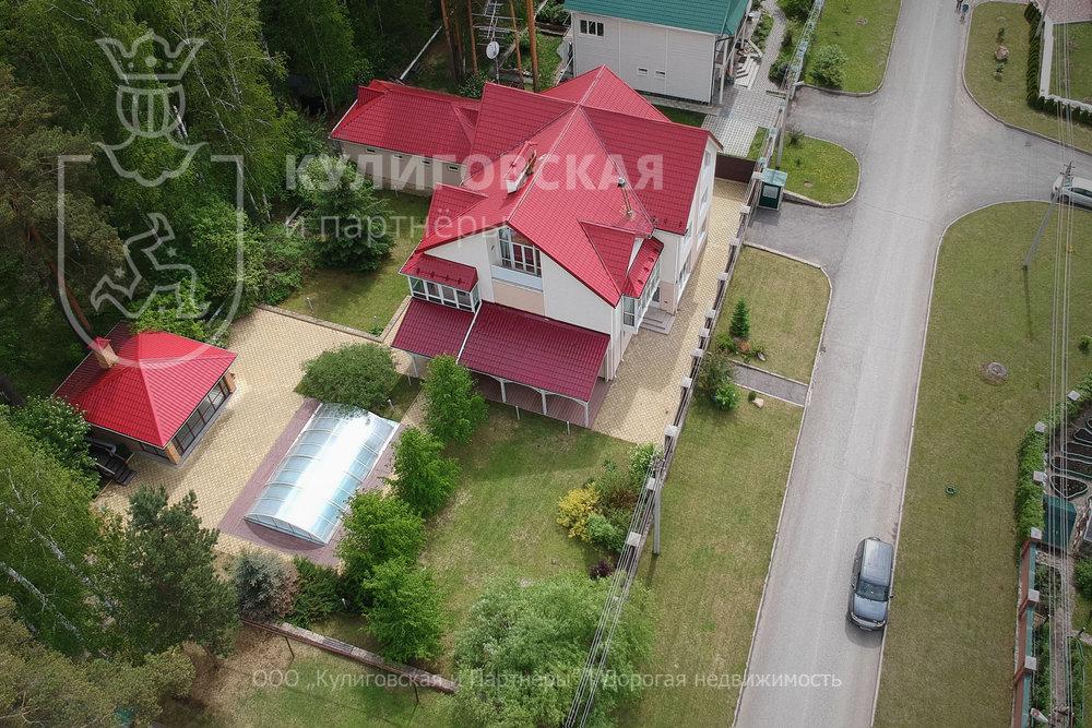 к.п. Зуброво (городской округ Полевской, с. Курганово) - фото коттеджа (1)