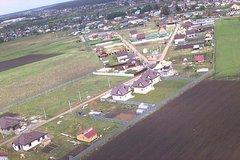 п. Бобровский, ул. Лиственный, 9 (городской округ Сысертский) - фото земельного участка