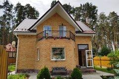 с. Кашино, ул. Первомайская, 15А (городской округ Сысертский) - фото дома