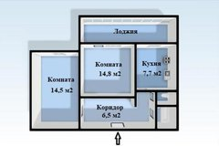 Екатеринбург, ул. Белинского, 182 (Автовокзал) - фото квартиры