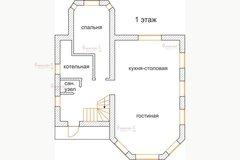 п. Становая, ул. Мраморная, 33 (городской округ Березовский) - фото дома