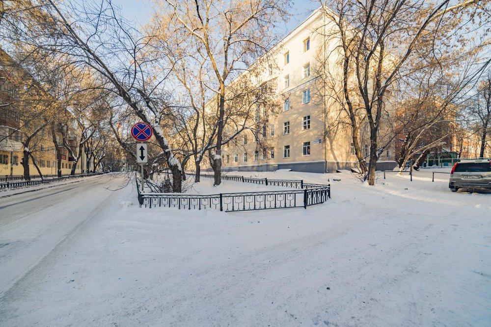 Екатеринбург, ул. Генеральская, 12 (Втузгородок) - фото квартиры (1)