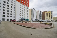 Екатеринбург, ул. Евгения Савкова, 35/2 (Широкая речка) - фото квартиры