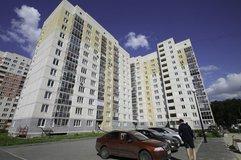 Екатеринбург, ул. Анатолия Муранова, 10 (Широкая речка) - фото квартиры