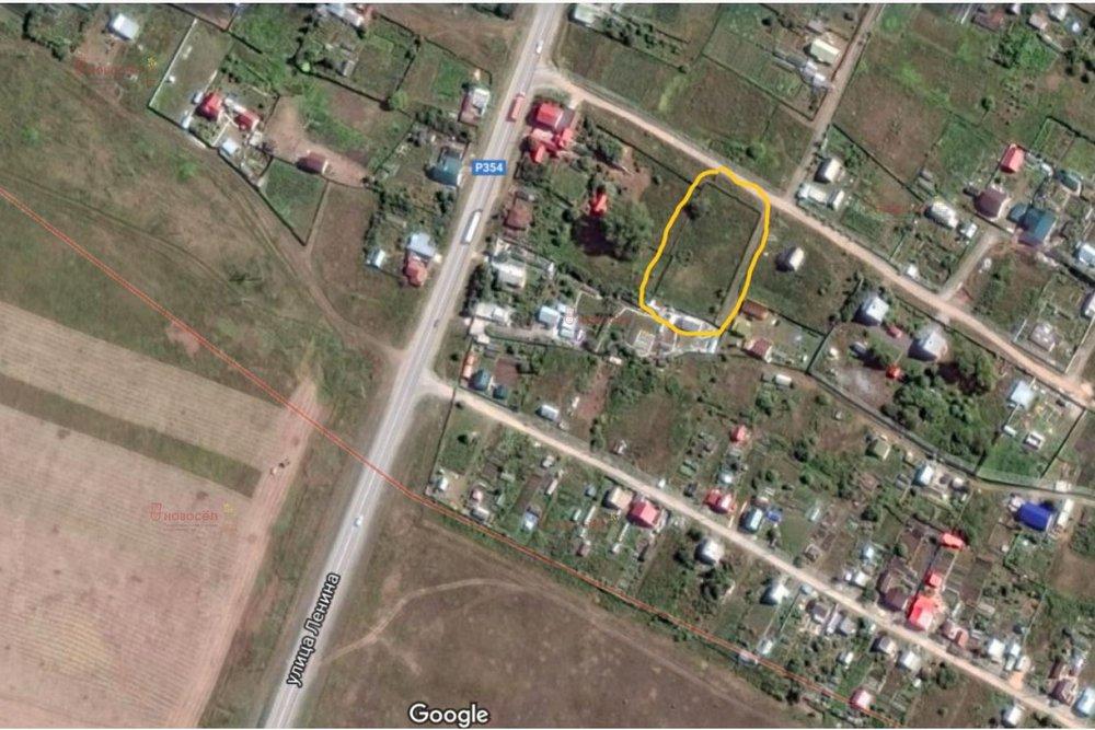 с. Логиново, ул. Бажова, 8 (городской округ Белоярский) - фото земельного участка (1)