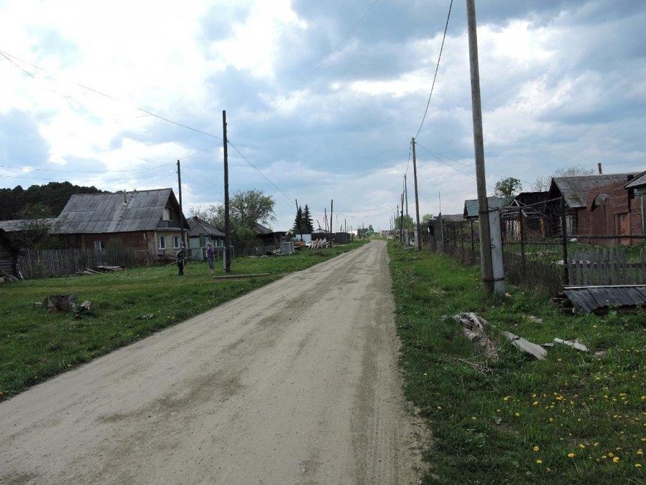 с. Никольское, ул. 1 Мая, 71а (городской округ Камышловский) - фото земельного участка (1)