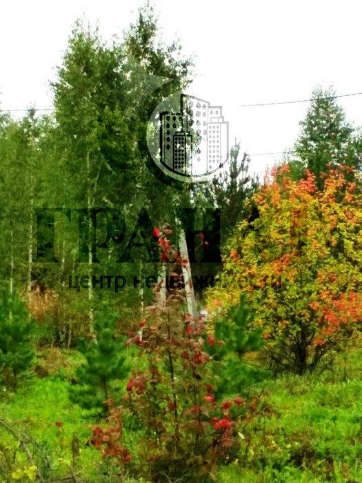 п. Бобровский, ДНТ Хризолит, ул. Лесная, 1 (городской округ Сысертский) - фото земельного участка (4)