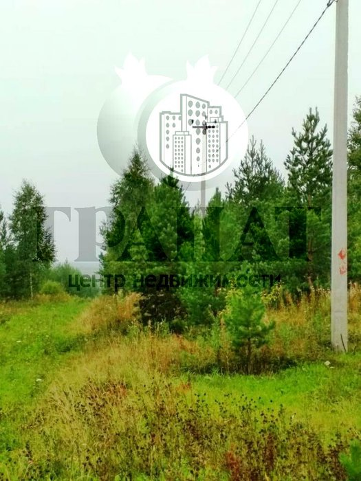 п. Бобровский, ДНТ Хризолит, ул. Лесная, 1 (городской округ Сысертский) - фото земельного участка (5)