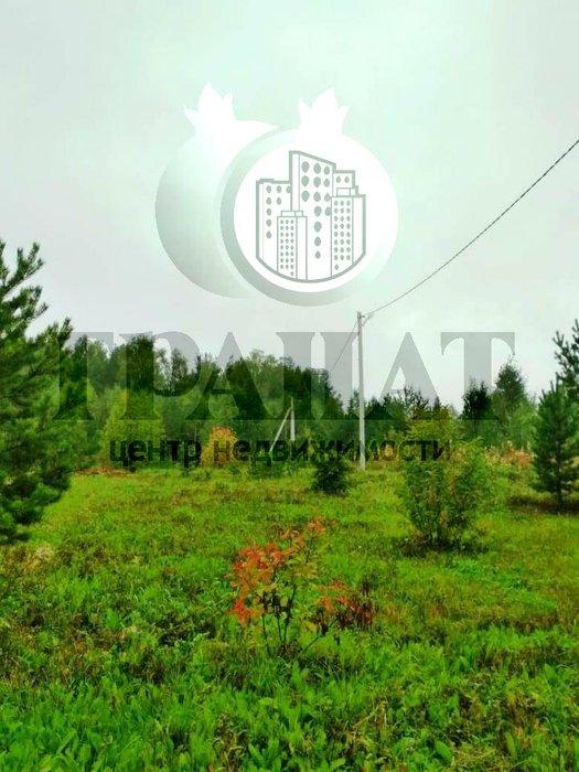 п. Бобровский, ДНТ Хризолит, ул. Лесная, 1 (городской округ Сысертский) - фото земельного участка (6)