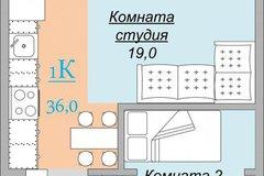 Екатеринбург, ул. Кольцевая, 39 (УНЦ) - фото квартиры