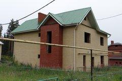 к.п. Полянка, ул. Полянка, 13 (городской округ Белоярский, п.Растущий) - фото дома