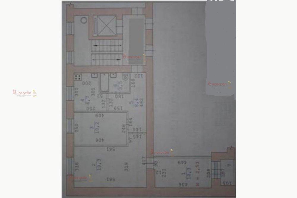 Екатеринбург, ул. Сибирский тракт, 15 (Шарташский рынок) - фото квартиры (1)
