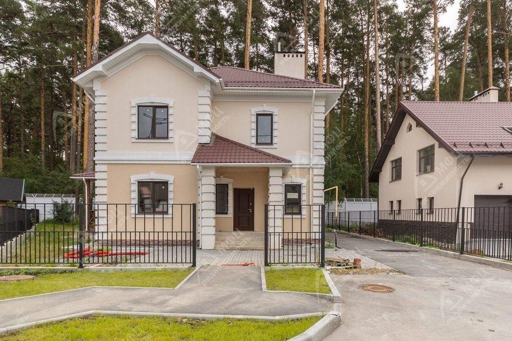 Екатеринбург, ул. Академика Вонсовского, 10/27 - фото дома (1)