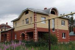 к.п. Полянка (городской округ Белоярский, п.Растущий) - фото дома