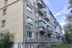 Екатеринбург, ул. Агрономическая, 42 (Вторчермет) - фото комнаты