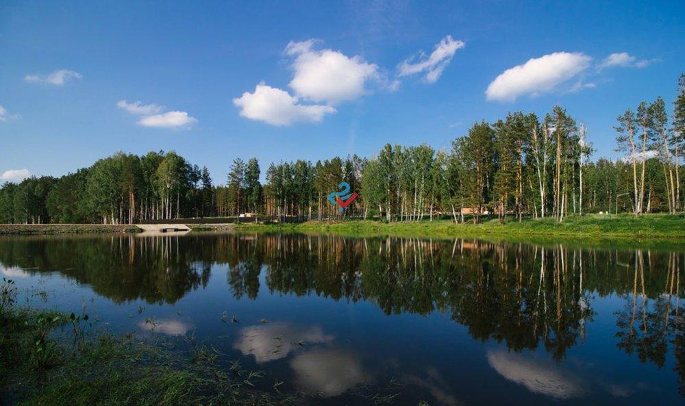 к.п. Заповедник (городской округ Сысертский, с. Кашино) - фото земельного участка (1)