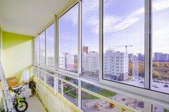 Екатеринбург, ул. Евгения Савкова, 15 (Широкая речка) - фото квартиры