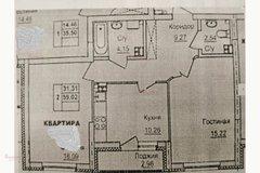 Екатеринбург, ул. Рябинина 25 (Академический) - фото квартиры