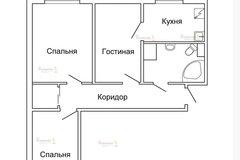 Екатеринбург, ул. Конотопская 2 (Завокзальный) - фото квартиры