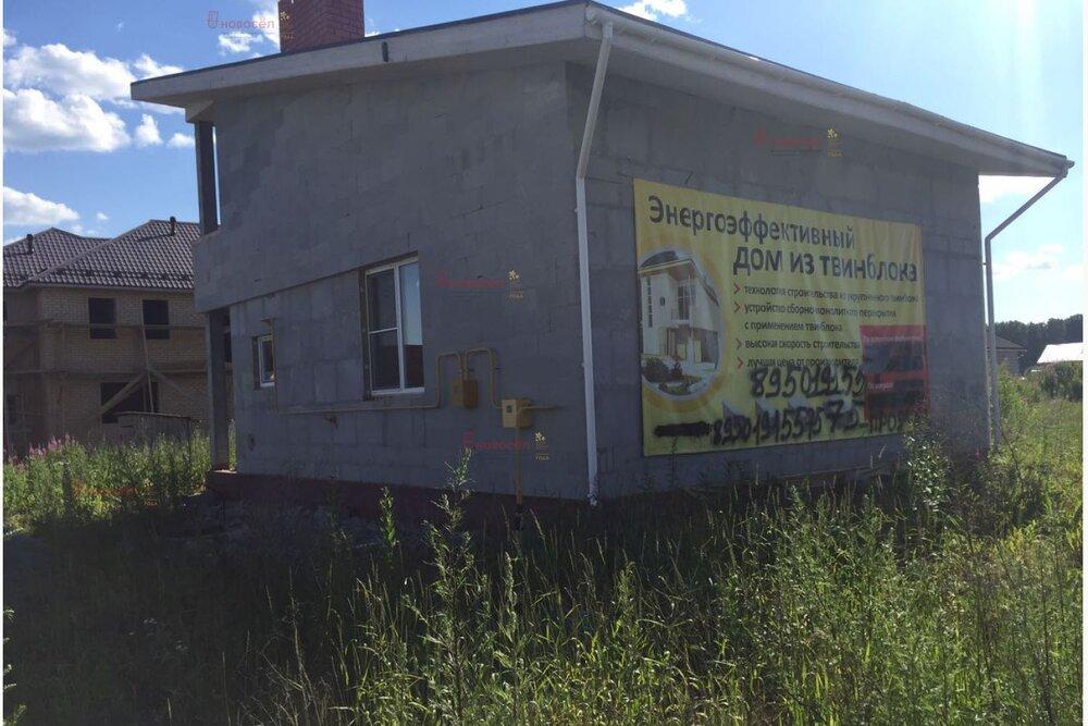 к.п. Алые паруса, ул. Гордеева, 16 (городской округ Белоярский) - фото коттеджа (3)