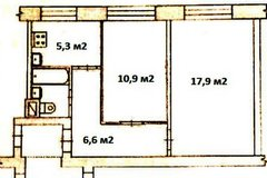 Екатеринбург, ул. ш. Елизаветинское, 4 (Елизавет) - фото квартиры
