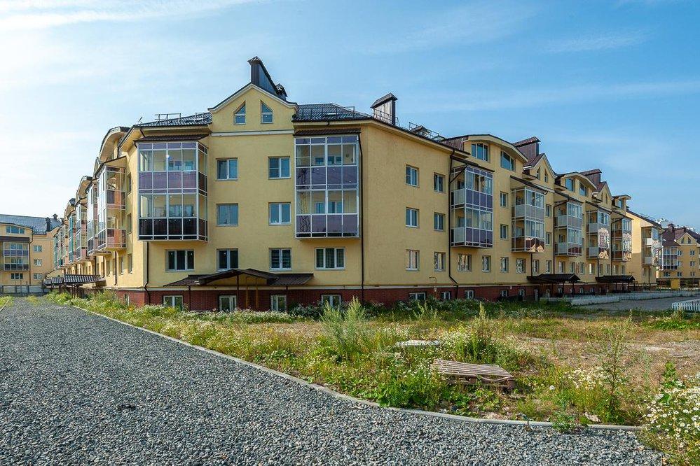 Екатеринбург, ул. Очеретина, 5 (Академический) - фото квартиры (1)