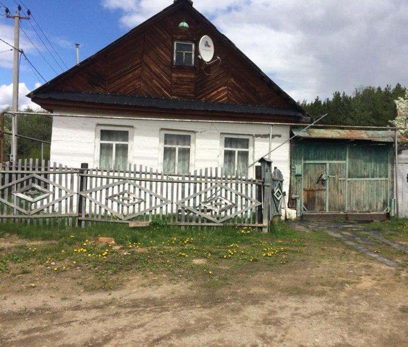 с. Кашино, ул. Чкалова, 34 (городской округ Сысертский) - фото дома (1)